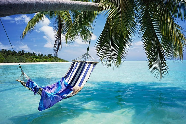 how to clean an outdoor hammock