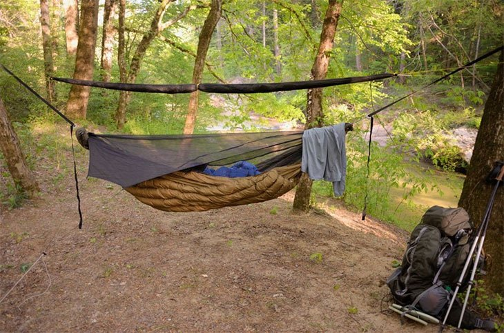 best top quilt for hammock camping